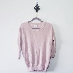 Wilfred Balzac Sweater Silk Cashmere Blend Size S